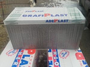 Polistiren grafiplast grafitat de adeplast